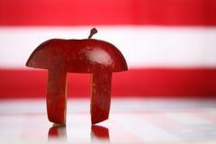 苹果pi 免版税库存照片
