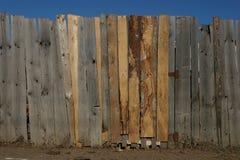 范围木头 库存图片