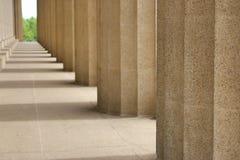 范德堡大学帕台农神庙 免版税图库摄影