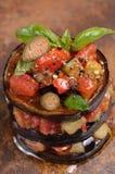 茄子开胃菜  图库摄影