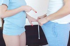 阴茎和医疗或心理问题 库存照片