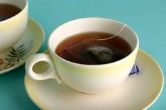 茶二 免版税库存图片