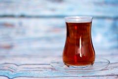 茶传统土耳其 免版税图库摄影