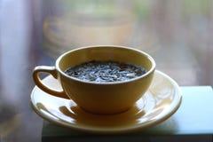茶叶 免版税库存照片