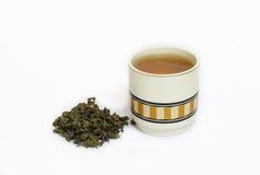 茶和茶 免版税库存照片