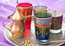 茶土耳其 库存图片