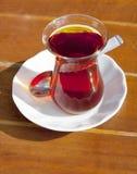 茶土耳其 免版税图库摄影
