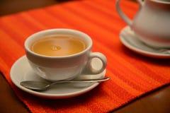 茶在表的 库存图片