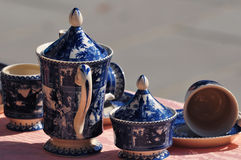 茶壶 免版税库存图片