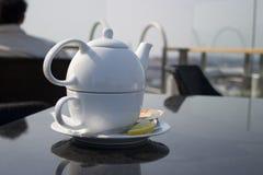 茶壶 图库摄影