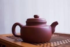 茶壶 免版税库存照片