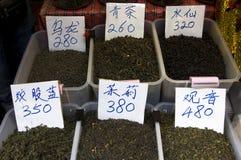 茶待售 免版税库存照片