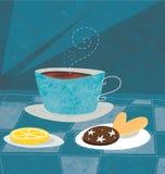 茶时间 免版税库存图片