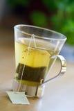 茶时间 免版税图库摄影