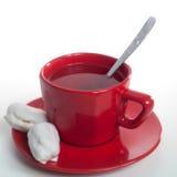 茶杯子 库存图片