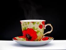 茶杯 库存图片