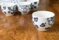茶杯 图库摄影