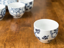 茶杯 免版税库存图片