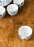 茶杯 免版税图库摄影