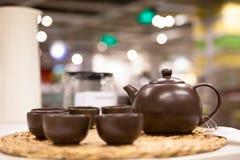 茶的成都宜家商店 图库摄影