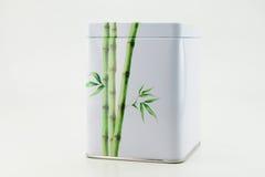 茶箱子 免版税库存图片
