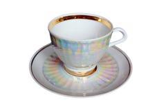 茶茶杯 图库摄影