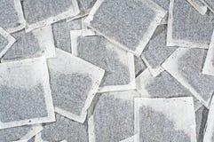 茶袋 免版税库存图片