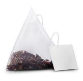 茶袋 免版税库存照片