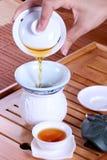 茶道 免版税图库摄影