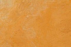 茶黄色彩托斯卡纳纹理 免版税库存图片