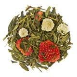 绿茶Sencha香宾 库存图片