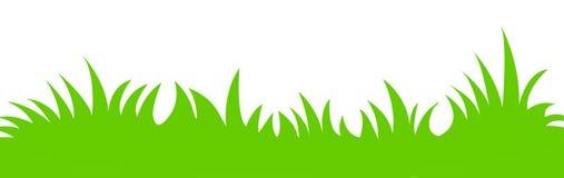 草向量 免版税库存图片