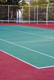 草地网球运动 免版税库存图片