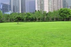 草坪在青岛,瓷 图库摄影