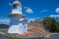 草山灯塔, Cooktown,昆士兰 库存图片