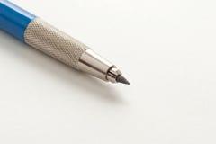 草拟的铅笔 库存图片