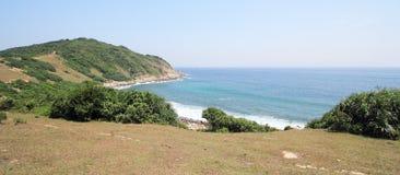 草海岛在香港 库存照片