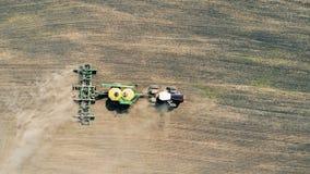 草甸得到驱散了与种子由领域引擎 影视素材