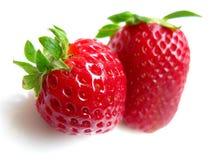 草莓二 图库摄影