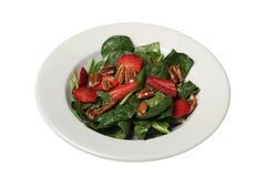 草莓沙拉 免版税库存图片