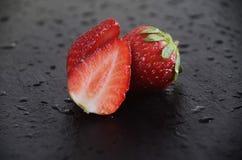 草莓的 库存图片