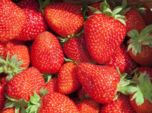 草莓 图库摄影
