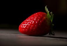 草莓! 库存图片