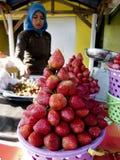 草莓 免版税库存照片