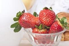 草莓 库存图片