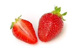 草莓05 免版税库存照片