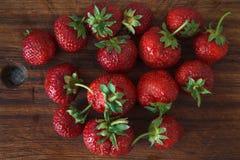 草莓II 免版税库存照片