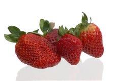 草莓IV 免版税库存照片