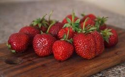 草莓IX 免版税图库摄影