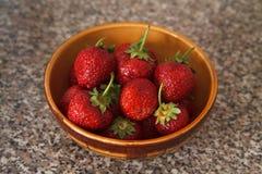 草莓vi 免版税图库摄影